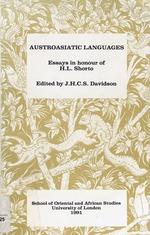 Austroasiatic languages
