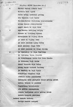 Transliteration of SOAS manuscript MS 41516