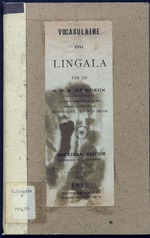 Vocabulaire du lingala