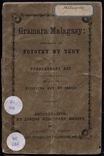 Gramara Malagasy, hianarana ny fototry ny teny sy ny fandaharana azy. Ho any ny mpianatra amy ny sekoly. Tontaina faharoa
