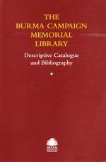 Burma Campaign Memorial Library