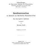 Sanatkumaracaritam