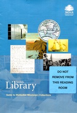 Guide to Methodist missionary collections