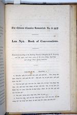 Lun nyu, book of Conversation