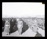 [Chinese Labour Corps on parade, 1916]