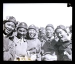 [Chinese Labour Corps, 1916 - cheerful labourers]