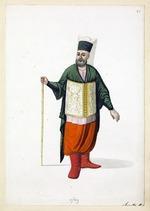 1789 Janissaire