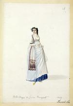 Femme serbe
