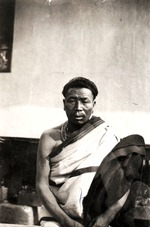 Portrait of Rillo, dobashi (Image number N.001, J.P. Mills Photographic Collection)