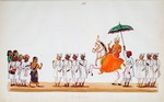 Bridegroom : from an album of Company paintings of occupations and festivals