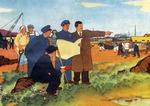 蘇聯工程師幫助我們修成渝鉄路