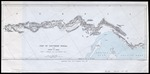 Part of Southern Pesia from Shiraz to Jashk from a survey by JR Preece, drawn by H A Milne, printed by W and AK Johnston and published in London as a Supplementary Paper by the Royal Geographical Society (MCA/01/02/02/03)