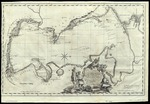 A Plain chart of the Caspian Sea, According to the Observations of Capt John Elton, Author of Elton's Quadrant & Thomas Woodroofe Master of the British ships Empress of Russia who Navigated this Sea three years, Presented to Mr Jonas Hanway of St Petersburg in 1745 by his most Obedient Servant Thomas Woodroofe (MCA/01/02/03/07)