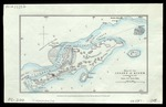 Map of the Island of Kishm (Qeshm) to accompany the paper by Lieut Col Lewis Pelly published in London for the Journal of the Royal Geographical Society by John Murray (MCA/01/02/04/07)