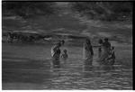 Bathing in Sri Lanka