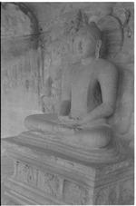 Image of the Buddha in Sri Lanka