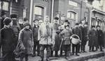 Photograph captioned 'London to Shanghai via Siberia March 1913'