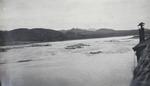 Photograph captioned 'West River Rapids'