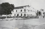 Photograph captioned 'Land office, Nanning'