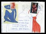 H. Matisse et H. Musa pour Warren