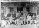 Photograph, a large group of men