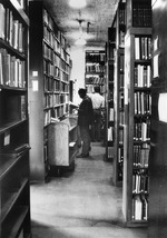 Bloomsbury Building, SOAS Library: stacks