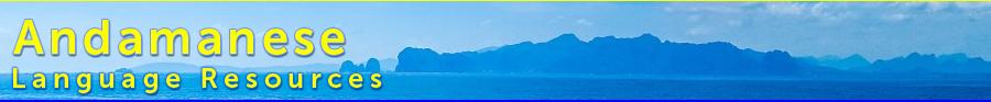 Andamanese Language Resources