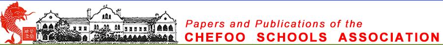 Chefoo Schools Association