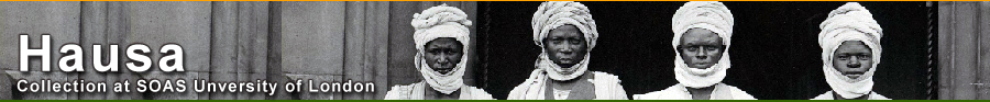 Hausa Language Resources