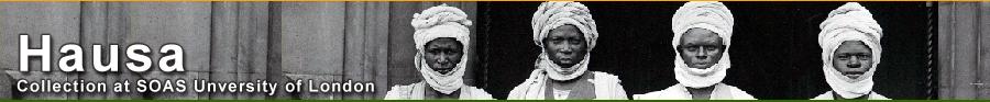 Hausa Language Resources