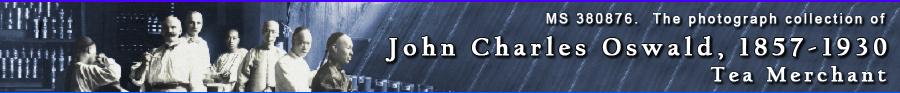 John Charles Oswald Photographs