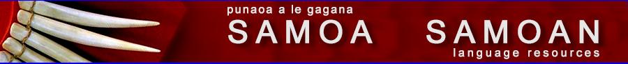 Samoan Language