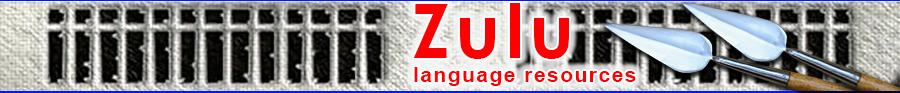 Zulu Language Resources